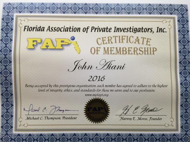 Melbourne Florida Private Investigator - Leading Melbourne Private ...